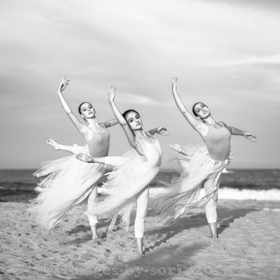 Dance Studio Students in Asbury Park 2014