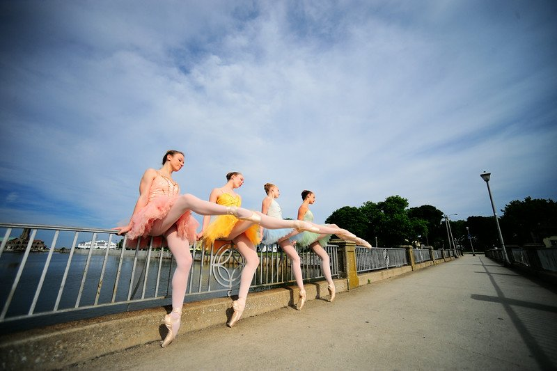 Photo by in house photographer Sori Gottdenker of our dance studio students in Asbury Park, NJ